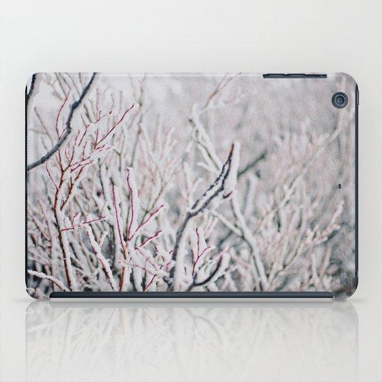 Winter Snow  iPad Case