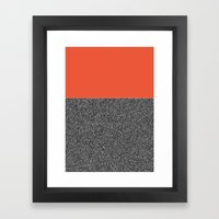 pattern, texture, mixed media, patterns,  Framed Art Print