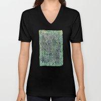 Snow Pines(Light Green) Unisex V-Neck