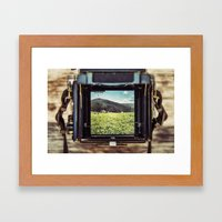 Medium Format Framed Art Print