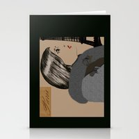 Paris Fashion Stationery Cards