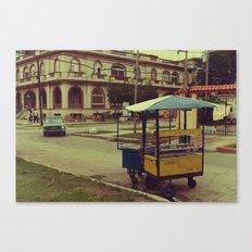 helado Canvas Print