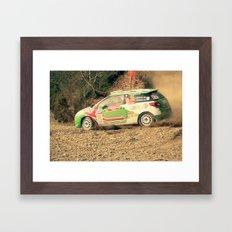 Drifting ds3 Framed Art Print