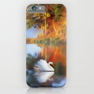 Calm Waters Of Autumn iPhone 6 Slim Case