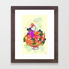 CIVICS 1 Framed Art Print