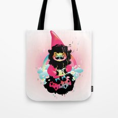 Whistling gnome Tote Bag