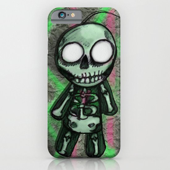 SkeltoBob iPhone & iPod Case