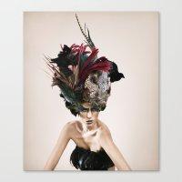 Animalistic Canvas Print