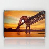 Pan-American Bridge Laptop & iPad Skin