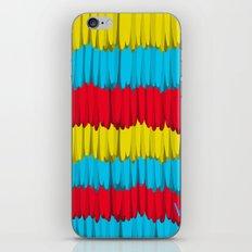 Primary Colors Caretos P… iPhone & iPod Skin