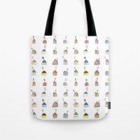 Les Petites Maisons Doui… Tote Bag