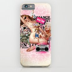PIN-UP iPhone 6s Slim Case