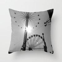 Amsterdam Fair Throw Pillow