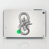 Archetypes Series: Rebir… iPad Case