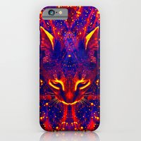 iPhone & iPod Case featuring Atziluth-Sir Parker by Sir P & Lady J
