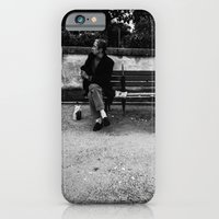 Alone iPhone 6 Slim Case