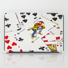 Joker In The Pack iPad Case