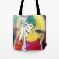Time Lady Setsuna Tote Bag