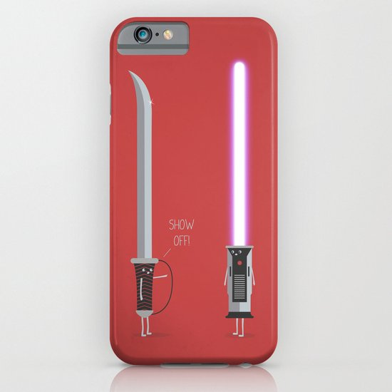 Show Off iPhone & iPod Case