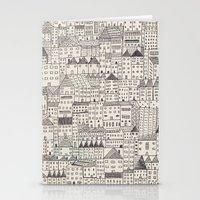 City Stationery Cards