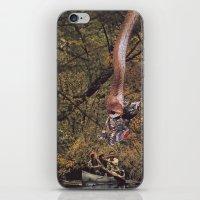 Collage #47 iPhone & iPod Skin