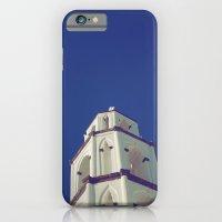 Santorini Churches III iPhone 6 Slim Case