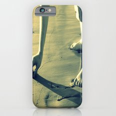 Girl on the Beach iPhone 6 Slim Case