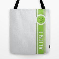 Alien Series - One Tote Bag