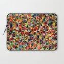 Star Cubes Geometric Art Print. Laptop Sleeve