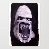 Rawhead Rex Canvas Print