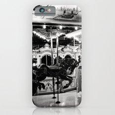 Navy Pier's Carousel at Night iPhone 6 Slim Case