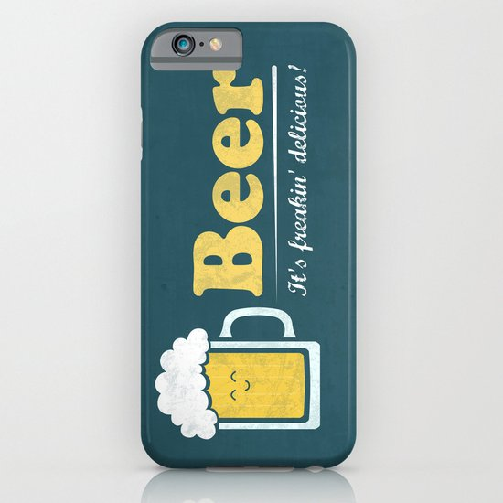 Obvious Slogan #3 iPhone & iPod Case