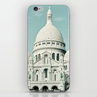 Sacre Coeur iPhone & iPod Skin