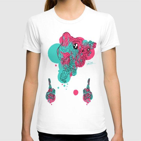 Dripping Face T-shirt