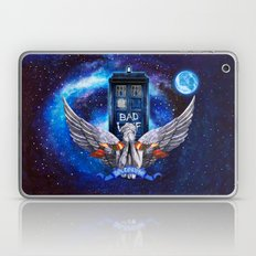 The Angel with Tardis Doctor who iPhone 4 4s 5 5c 6, pillow case, mugs and tshirt Laptop & iPad Skin