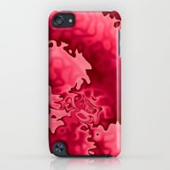 Bubble Gum Curlicue iPod touch Slim Case