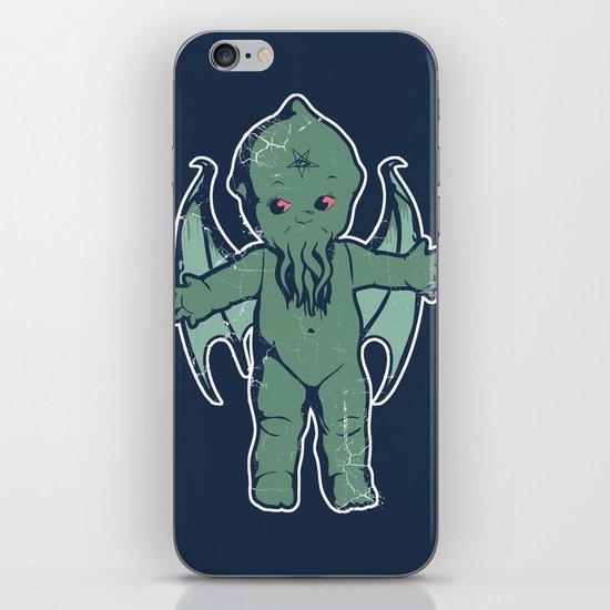 Kewthulhu iPhone & iPod Skin