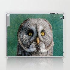 GREY OWL Laptop & iPad Skin