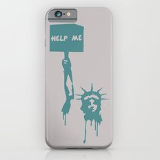 Dying Liberty! iPhone 6 Slim Case
