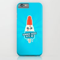 iPhone & iPod Case featuring Cold Shoulder by John Tibbott