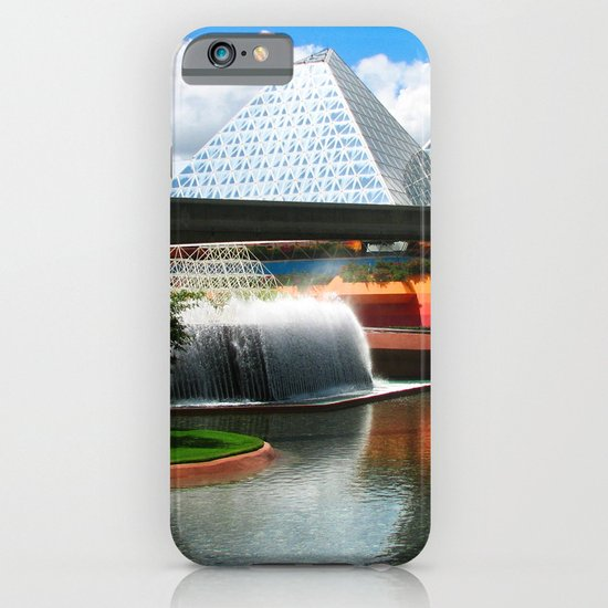 Epcot at Disney World iPhone & iPod Case