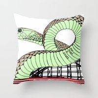 My Heart Is Yours Throw Pillow