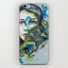 cameleon by carographic iPhone & iPod Skin