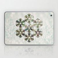 The Flower Of Ice Laptop & iPad Skin