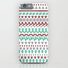 Hex Vert iPhone 6 Slim Case