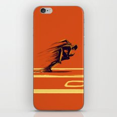 Athlethic's Run iPhone & iPod Skin