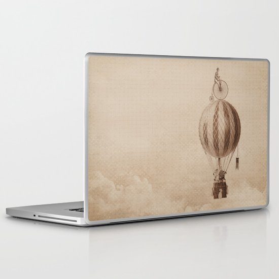 riding high Laptop & iPad Skin