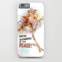 New Symbol Of The Peace iPhone 6 Slim Case