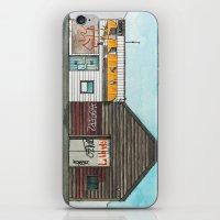 Best Face Forward iPhone & iPod Skin