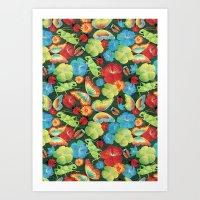 Bug's Life Art Print
